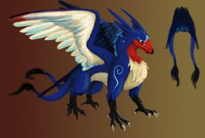 The Swallow Dragon by Night-Owl8