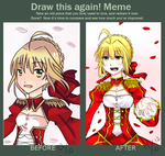 .:''-Meme: Before and After-'':. by ciripahn