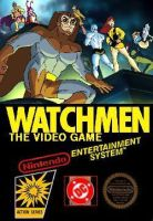 Watchmen the NES Video Game by Hyperkid37