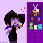 Day 26- Kawaii Collection by HoneyBatty16