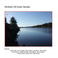 Windham Hill - Guitar Sampler CD cover (personnal by dlighted
