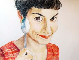 Amelie by looking-glass-pear