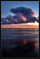 Reflections in the sand N 5 by minotauro9