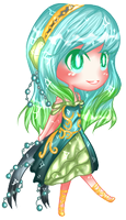 SS: Light Giver by Daine-Hime