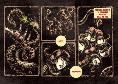 Dead Earth Tentacle Page by NuclearNietzsche