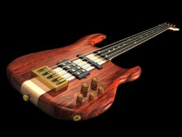 Carvin Bass by RenegadeClock