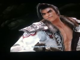 Soul Calibur V, Maxi wins! by LightTheDragon19