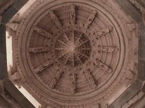 Temple Roof by froggy-hicks