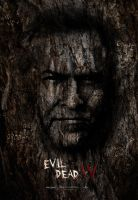 """Evil Dead IV"" Teaser Poster by themadbutcher"
