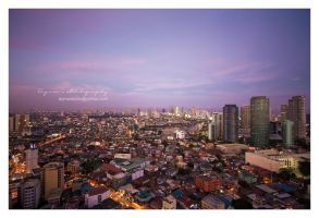 The Beautiful Makati by aymanko0o