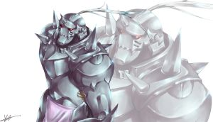 FMA : Alphonse Elric by R-nowong