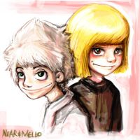 Near and Mello. by Sophabelle