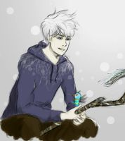 Jack Frost by kaahtak