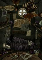 Zoemo's Room by Varian-Jackson