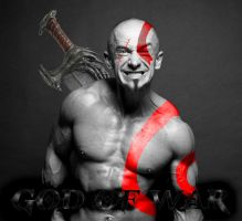 God of war by deejaywill