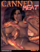 CANNED MEAT 12 ON SALE NOW! by PerilComics