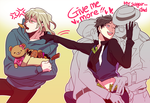 Give me more by BAK-Hanul