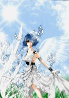 Angel :colored by MeexWay