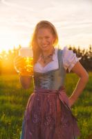 Queen of Bavarian Beer II by jojo1020