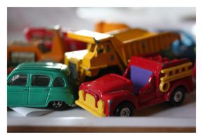toy cars 3 by smeghead1976