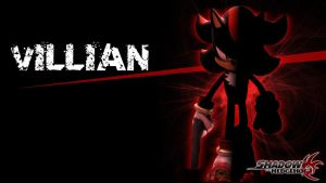 Shadow Wallpaper +Villian Version+ by Hyperchaotix