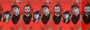Chvrches Wips by cluis