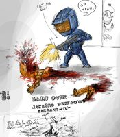 Halo 2 Hatred by lord-phillock