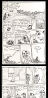 Gay Pokemon Comic 3 by Crobdan