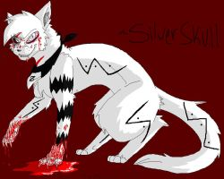 .:SilverSkull Contest Entry:. by hakura-lives