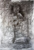 Figure out of Scribbles by Michelle-Kowalczyk