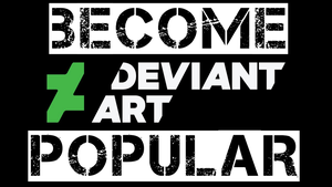 BECOME A FAMOUS ARTIST!! // DeviantART Tips by Sarilain