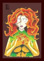 The Torment of Jean Grey by LunacyFestival