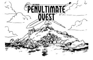 Penultimate Quest by larsony
