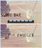 Mini Cute Slider Bar~bysistaerii by sistaerii