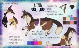 kyna reference by Kydox