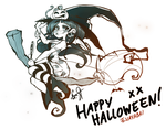 HAPPY HALLOWEEN!! by evaYabai