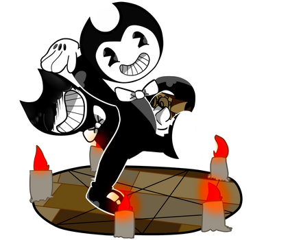 Bendy and the Ink machine by Toychica14