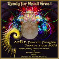 PatRx ID-Ready for Mardi Gras by patrx