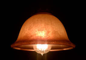 Illuminati Lamp Shade by Anime-Minis