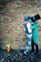 The Lorax Cosplay - Greed-ler x Once-ler - Oncest by Murdoc-lein