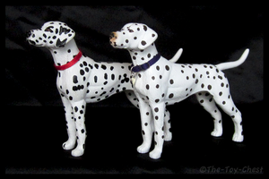 Breyer Companion Animals - Dalmatians by The-Toy-Chest