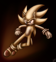Super Sonic by Saphfire321