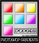 PS Gradients - Dodges by JINXD-PARADOX