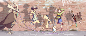 Jump Rope by Lubrian