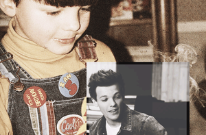 Louis Tomlinson GIF by DirectionForLyfe