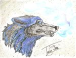 Sliver Wolf by Trucy757