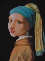 Girl With A Pearl Earring by The-Other-Half-Of-Me