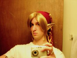 Ocarina of Time Wig by Forcebewitya