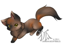 HitoriNinja: Herbert by ShinshiAdoptables