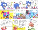 Summer of Sonic comic special by Angelchao64